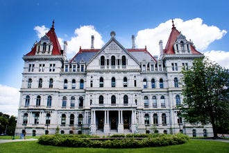 The New York State Capitol Tour Program