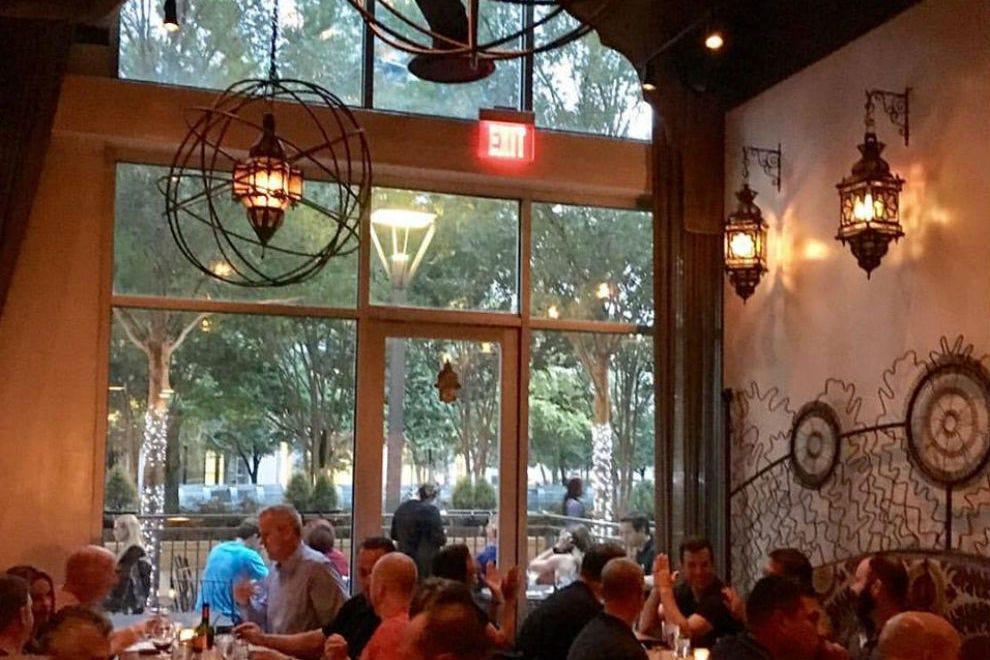 Medina Oven Bar Dallas Restaurants Review 10best