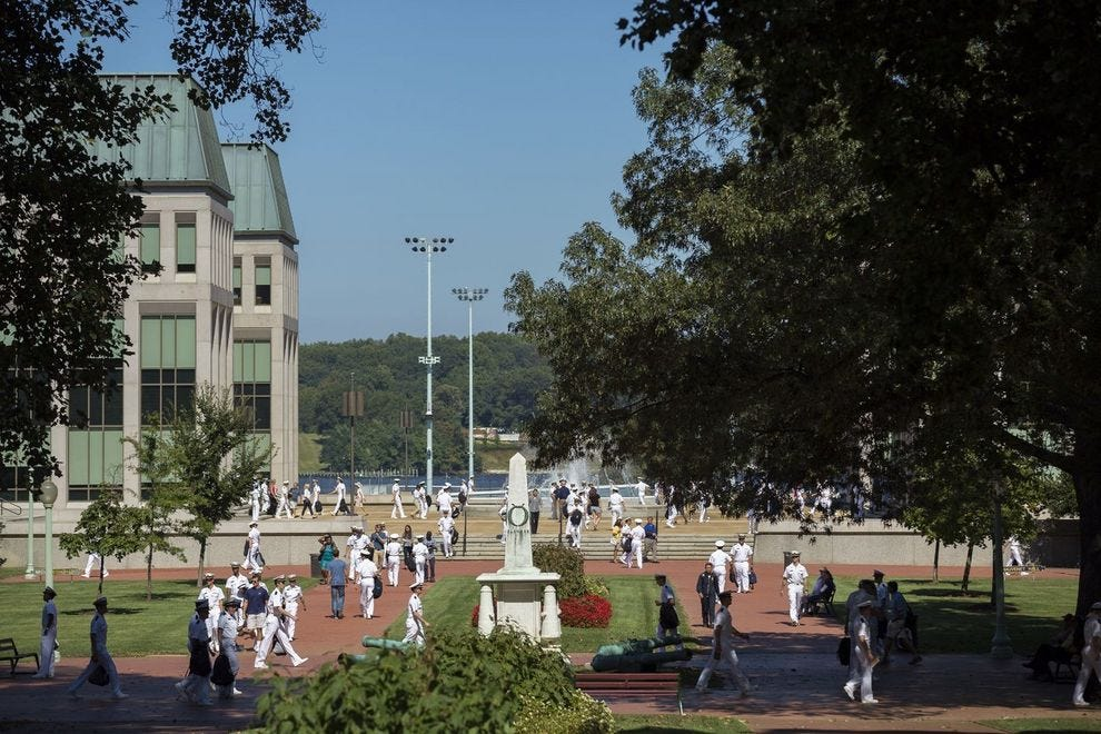 Naval history comes alive at one of the nation's most prestigious undergraduate universities
