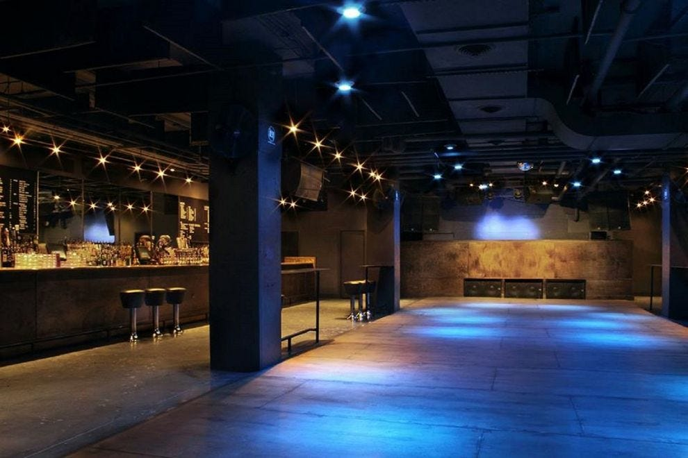Washington night clubs dance clubs 10best reviews for Furniture u street dc