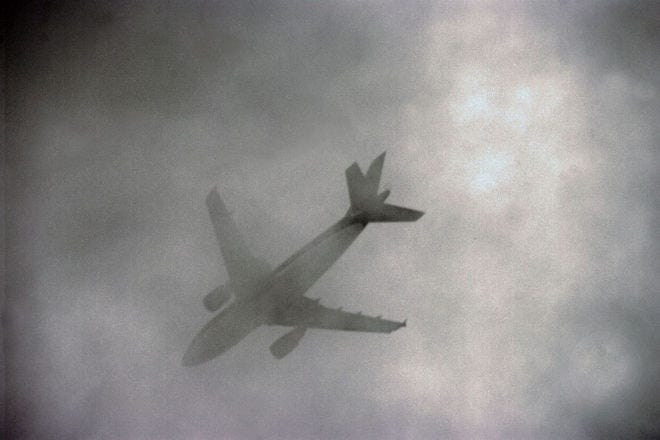Ghosts on a plane? Scary stories of haunted travel