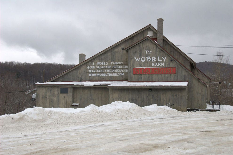 Wobbly Barn