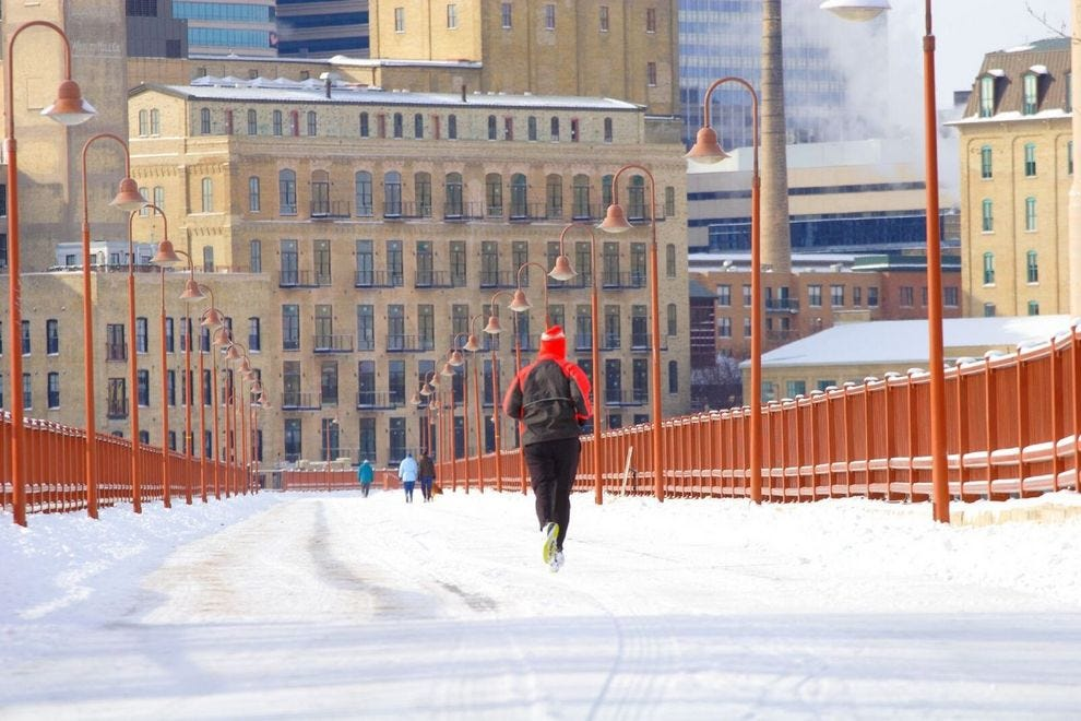 Winter might actually be the best time to go to Minneapolis