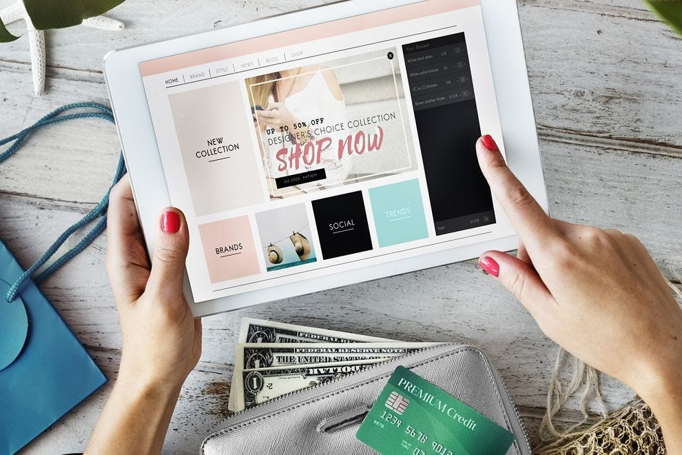 Online shopping is one of the easiest ways to earn