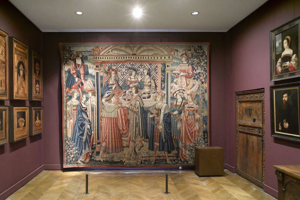 Musee des Arts Decoratifs de Paris