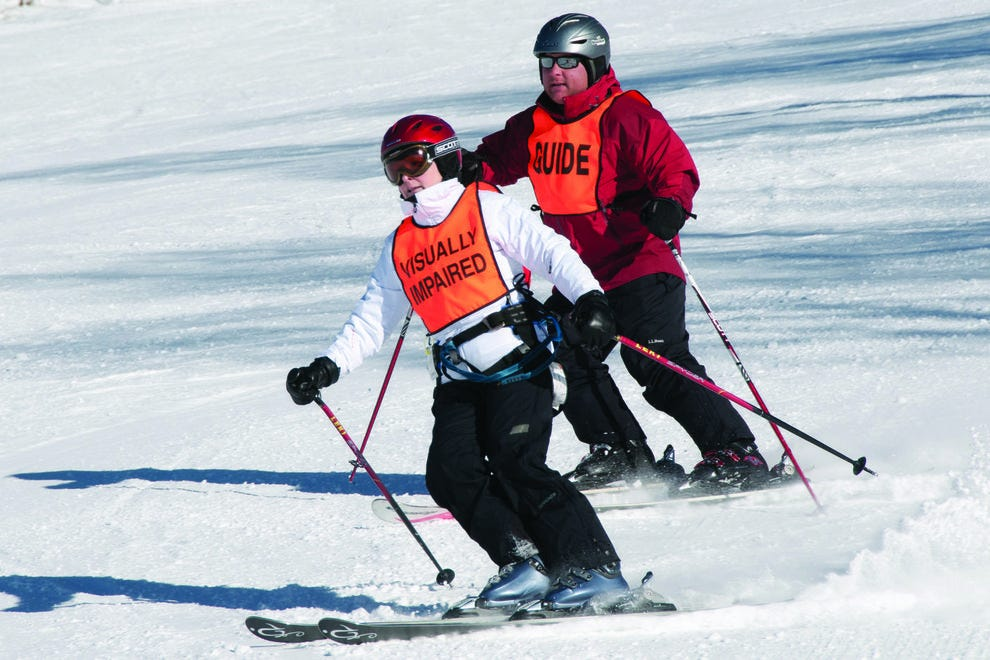 Ski with a guide at Steamboat Adaptive Recreational Sports