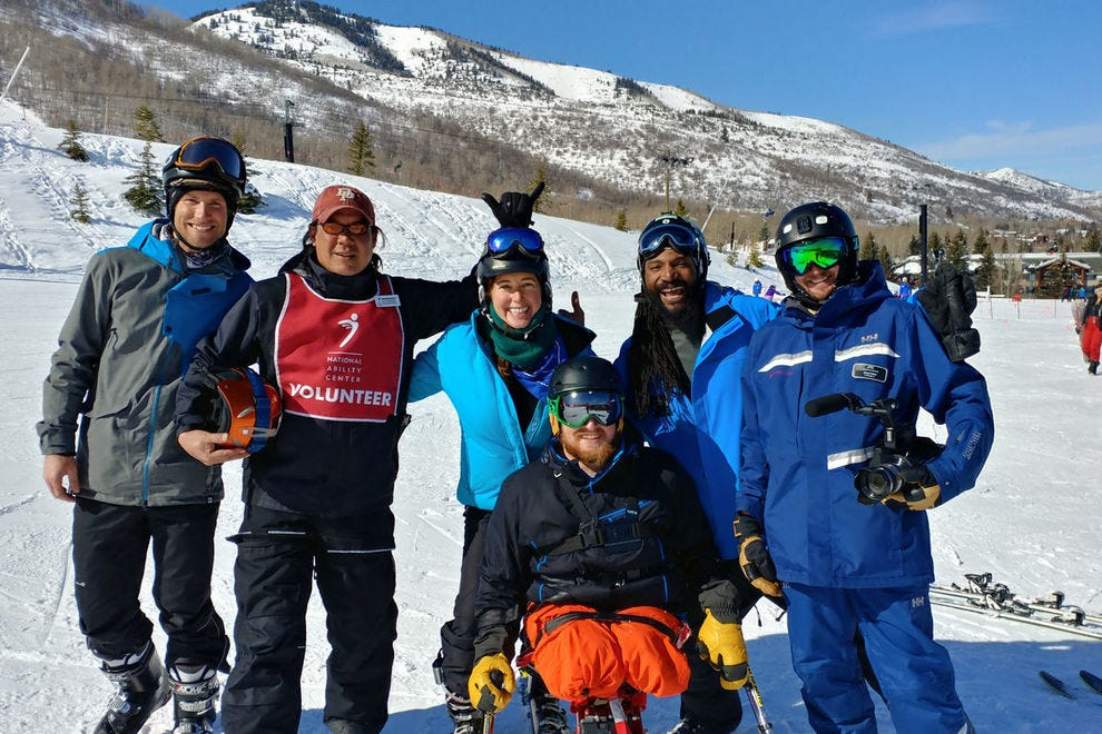 Want To Ski These Adaptive Winter Sports Programs Are Ready To - The 10 best winter sports and where to find them