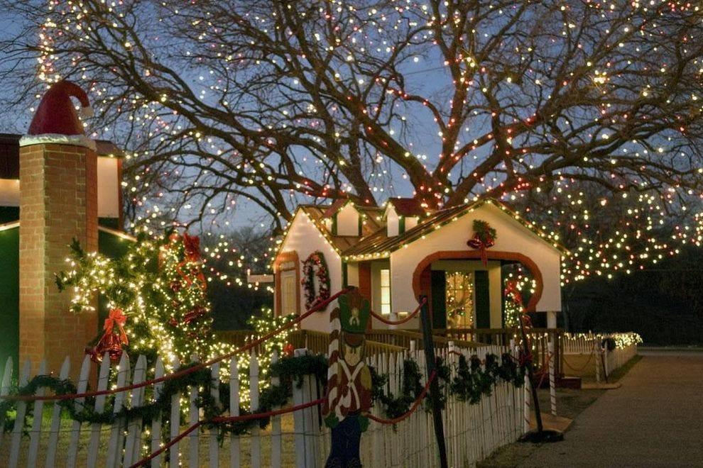 圣诞老人的村庄