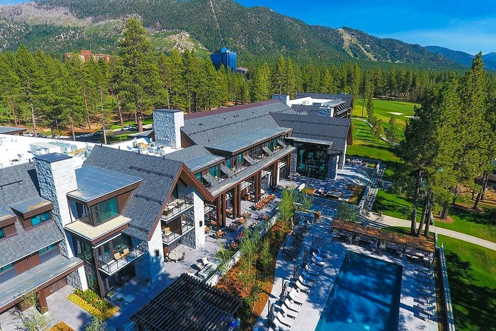 Hotel Slideshow Best Hotels In Tahoe