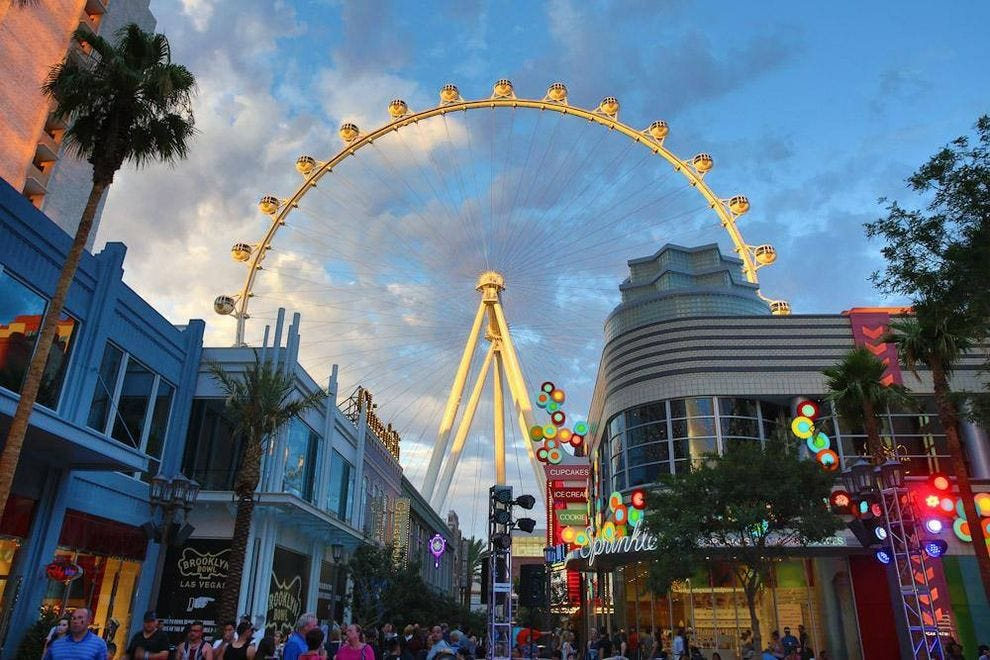 Things To Do In December Attractions Las Vegas