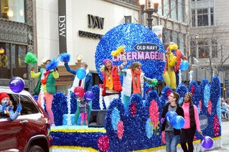 McDonald's Thanksgiving Parade