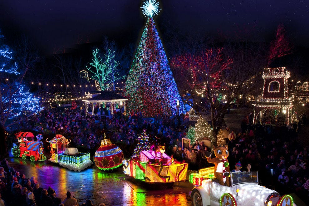 Best Theme Park Holiday Event Winners: 2017 10Best Readers\' Choice ...