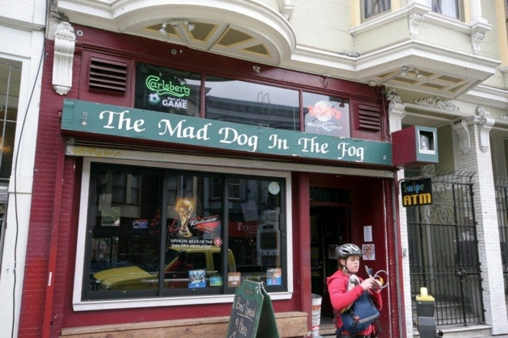 Mad Dog in the Fog