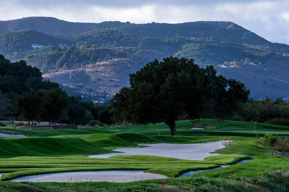 Explore one of Golfweek's best courses in beautiful Temecula