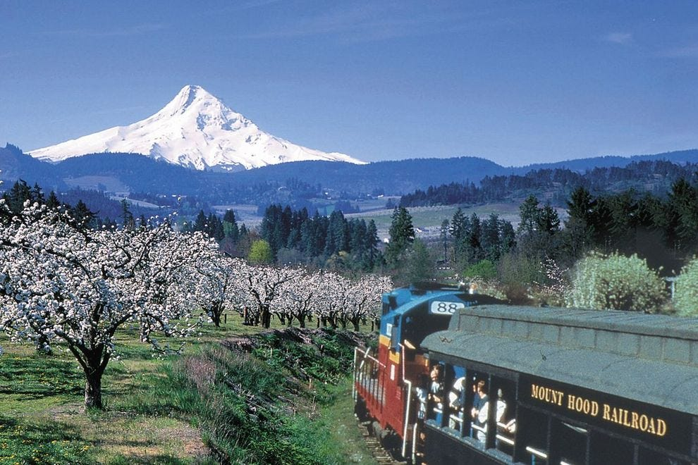 Mount Hood Railroad