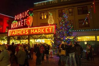 Holiday Happenings That Illuminate Seattle + Make the Season Merry and Bright