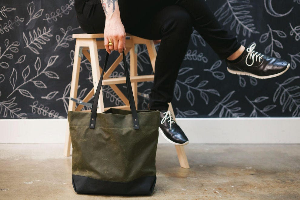 Create your own Portsmith tote at Klum House Workshop