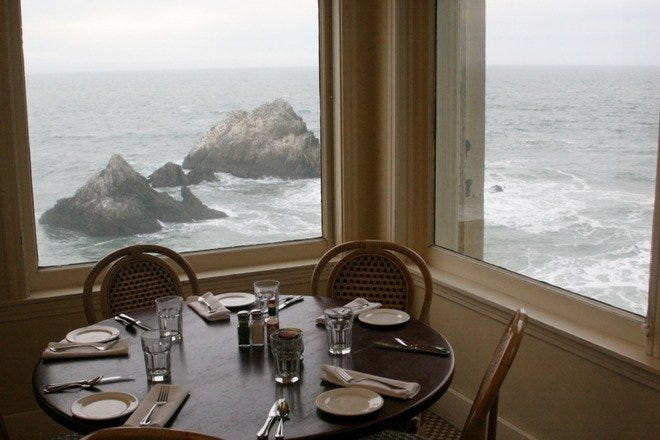 Sutro S At The Cliff House San Francisco Restaurants Review
