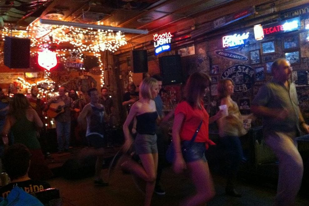 Free Music at Adair's Saloon