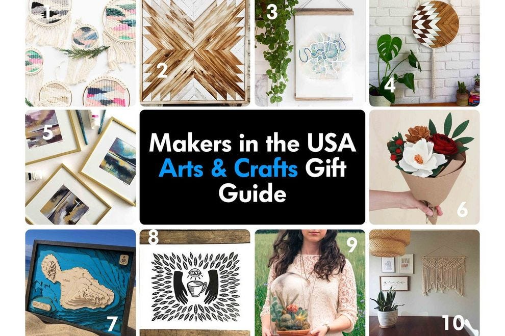Celebrate art and creativity with these 10 unique gift ideas