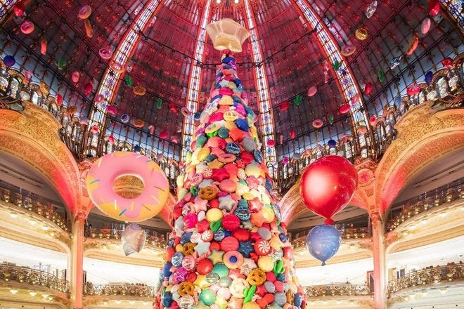 You need to see this unbelievably spectacular holiday display - travel-tips