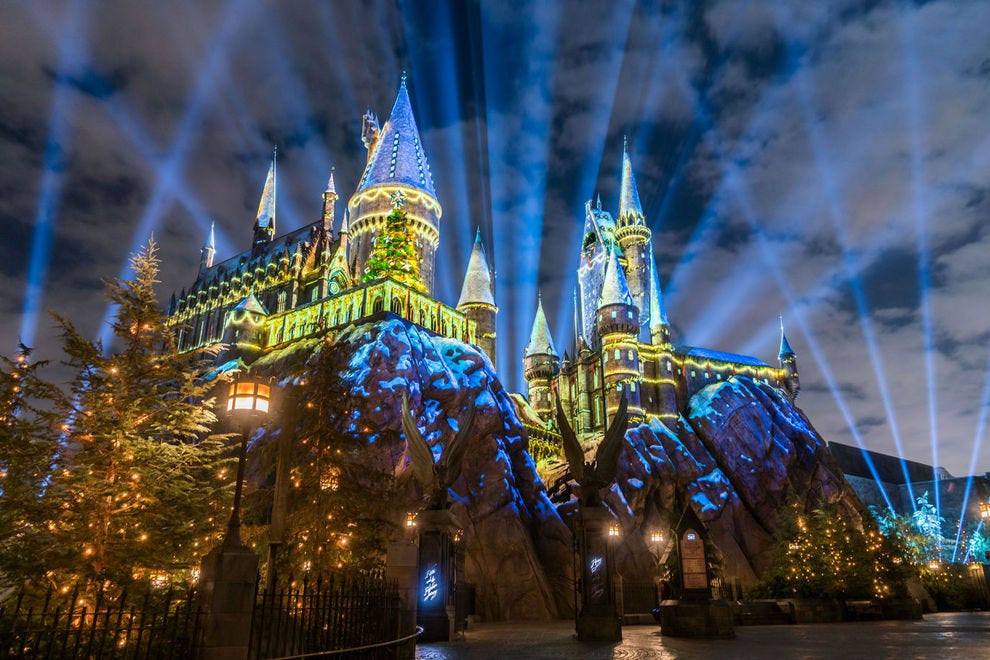 The Holidays at Universal Orlando Resort