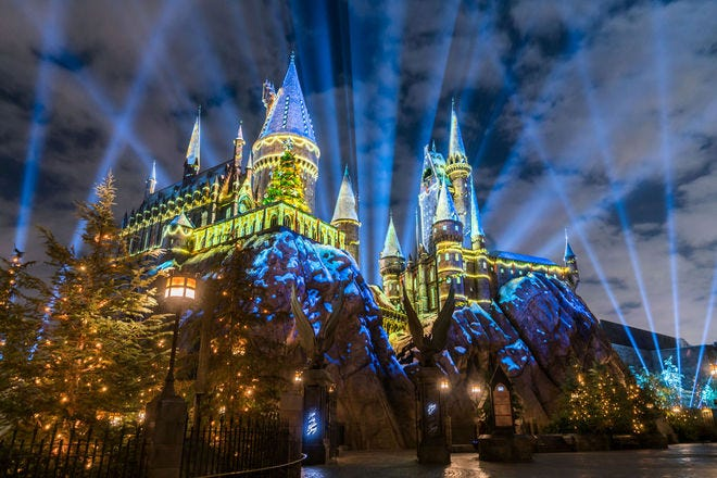 Holiday Attractions in Orlando