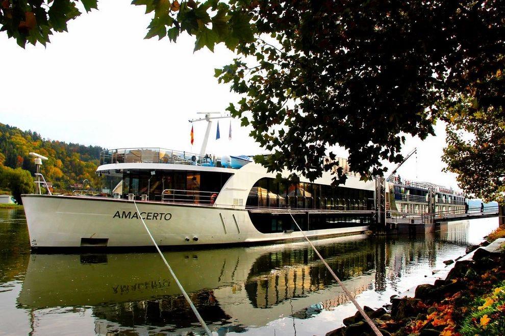 Waltz Down The River On This Winning European Cruise Trip - 10 best european river cruises 2