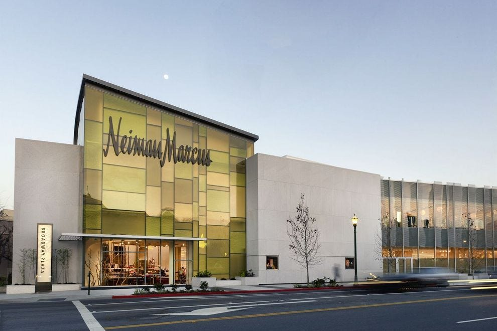 Shoppers will find 41 Neiman Marcus locations across the USA