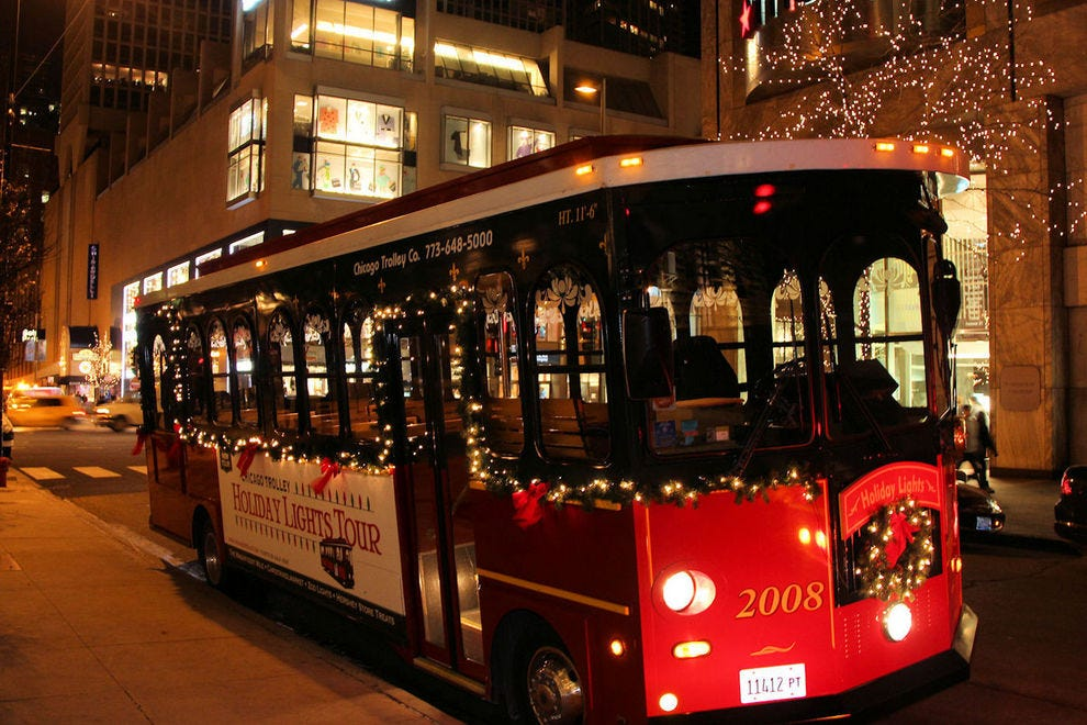 Chicago Trolley and Double Decker Co.: Chicago Attractions ...