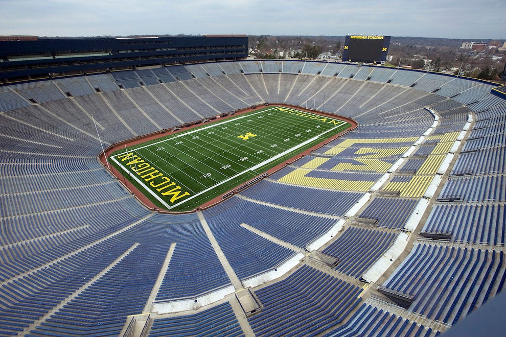 Things You Need To See In Ann Arbor That Are Worth Traveling - 10 soccer stadiums you need to visit