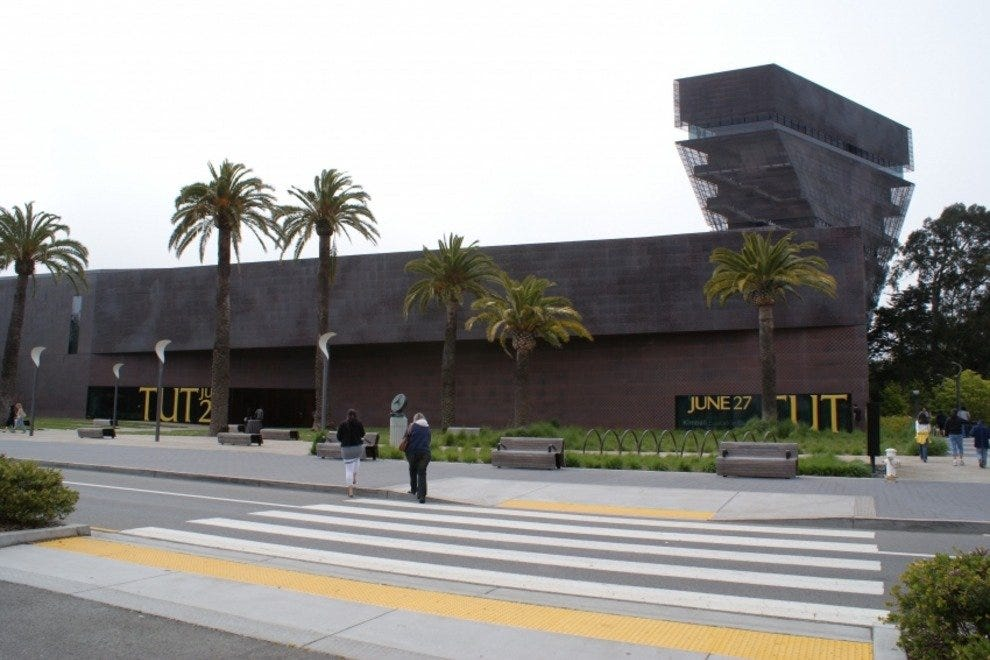 De young museum san francisco attractions review 10best for San francisco new museum