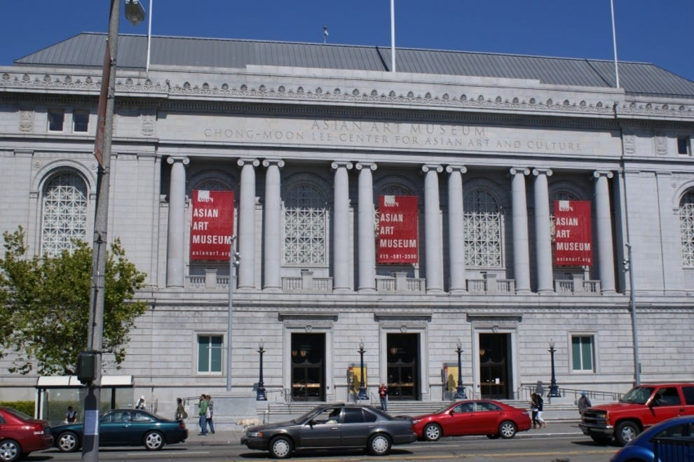 San francisco museums 10best museum reviews for Best museums in america