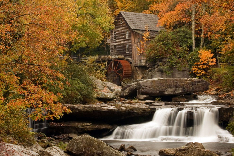 Best West Virginia Attraction Winners: 2017 10Best Readers ...
