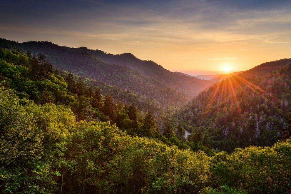 Tennessee's Smoky Mountains