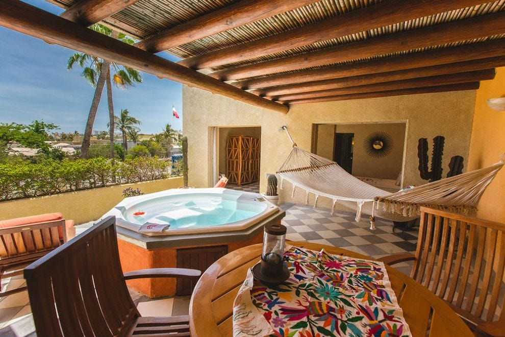 Cabo san lucas boutique hotels in cabo san lucas for Best boutique hotels san diego