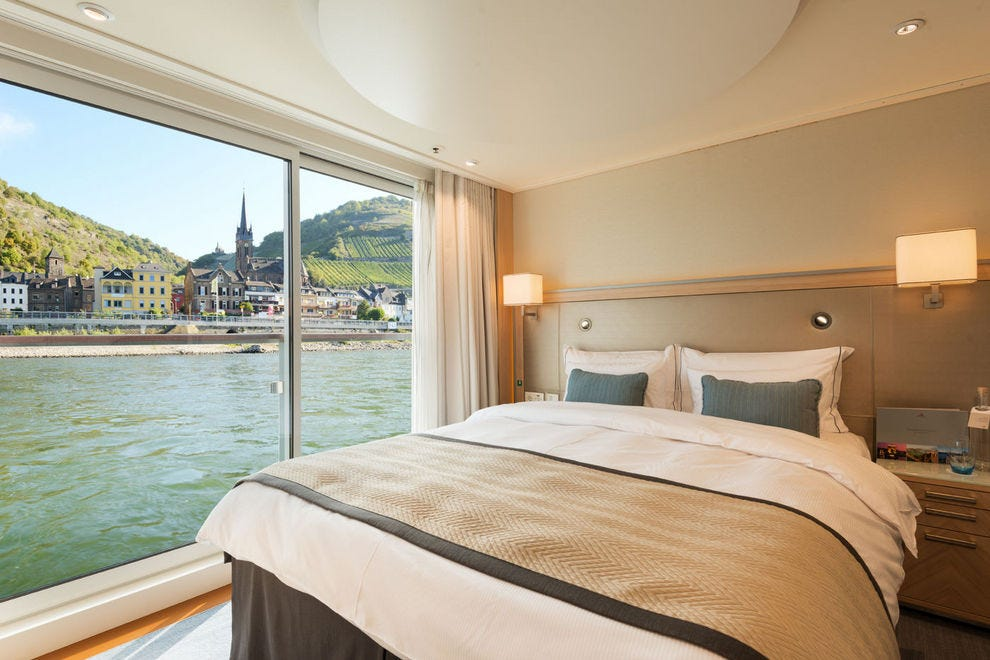 This is Viking River Cruises' third win in a row