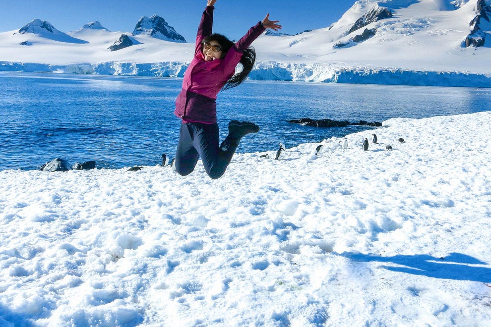 You can cruise to Antarctica's rarely seen Emperor penguin colony: Trip Planning Article by ...