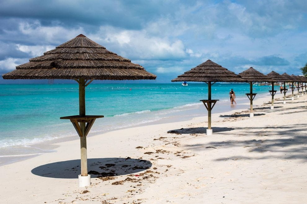 Best caribbean beach winners 2018 10best readers choice travel grace bay turks and caicos sciox Image collections