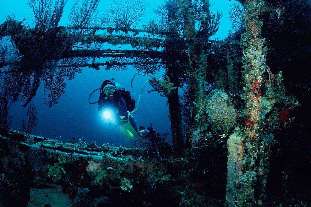 40567f5b7b940 Best Caribbean Dive SIte Winners  2018 10Best Readers  Choice Travel ...