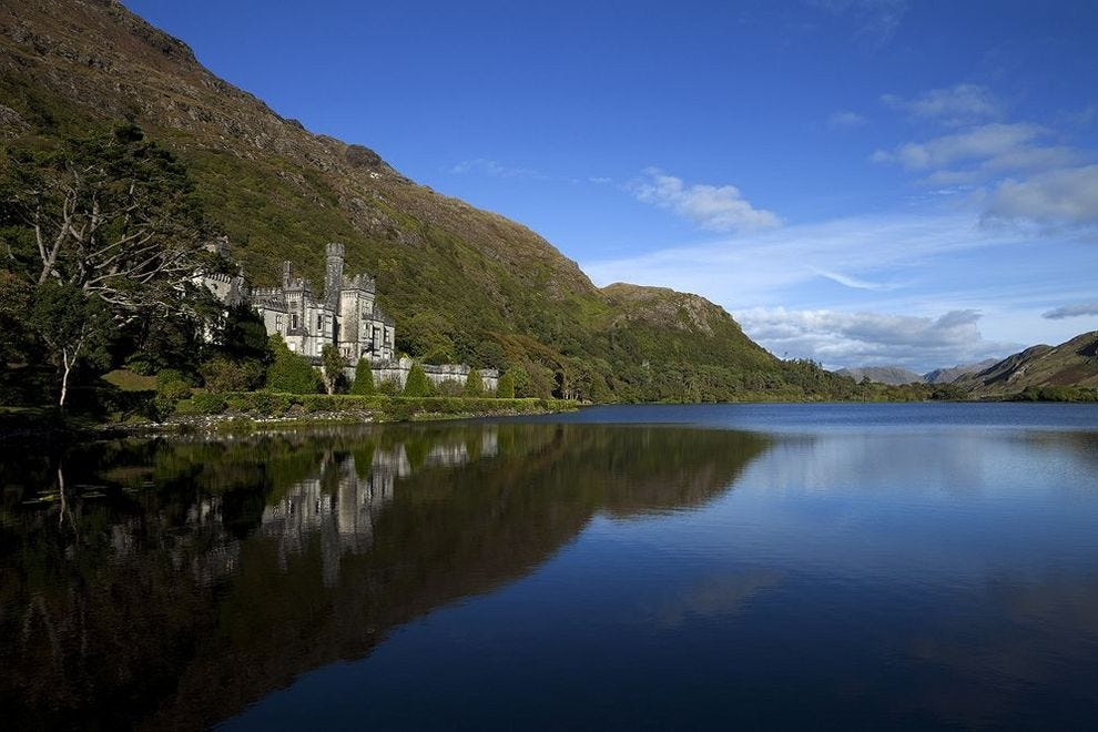 Ireland's Kylemore Abbey