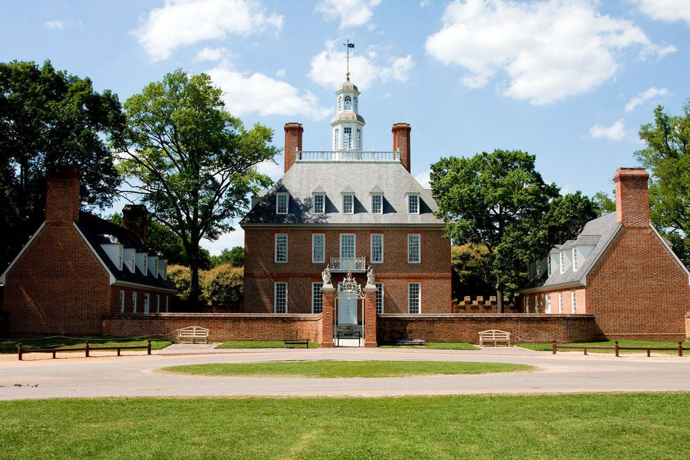 Colonial Williamsburg invites visitors to step back in time to America's colonial days