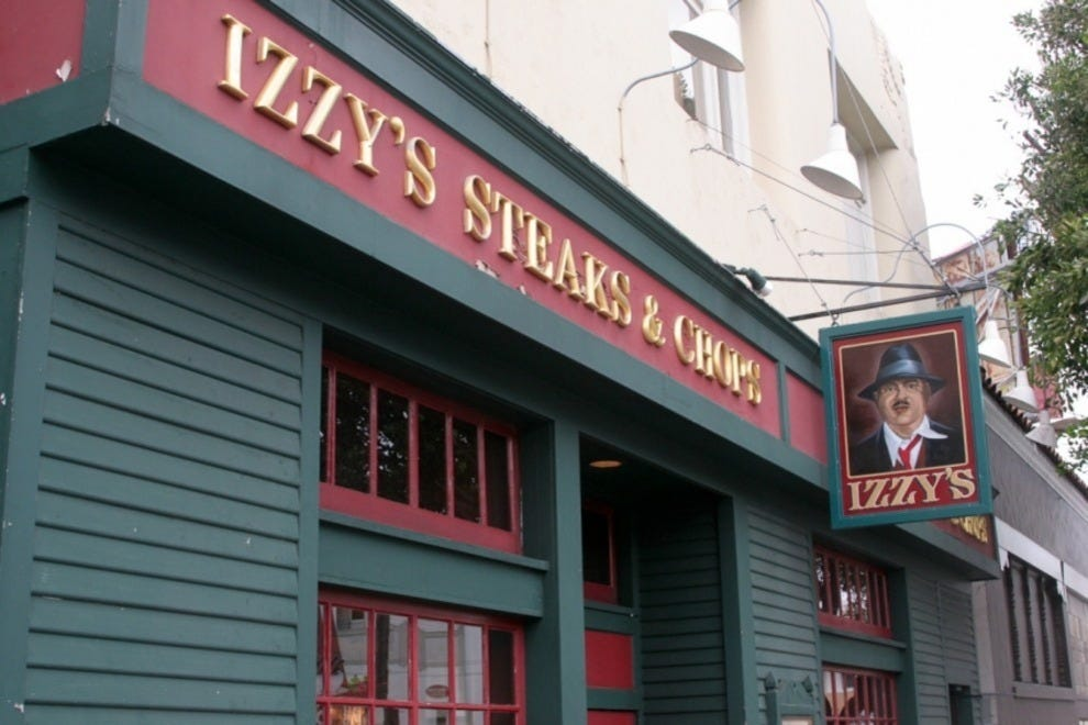 Izzy's Steaks & Chops – San Francisco