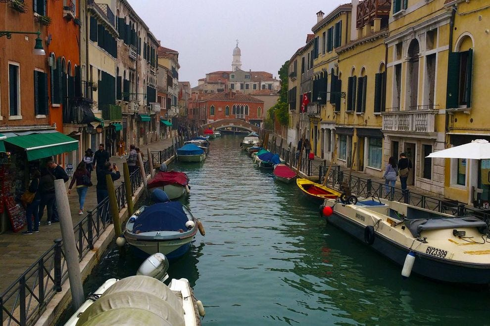 Murano – canals, history, art and glass