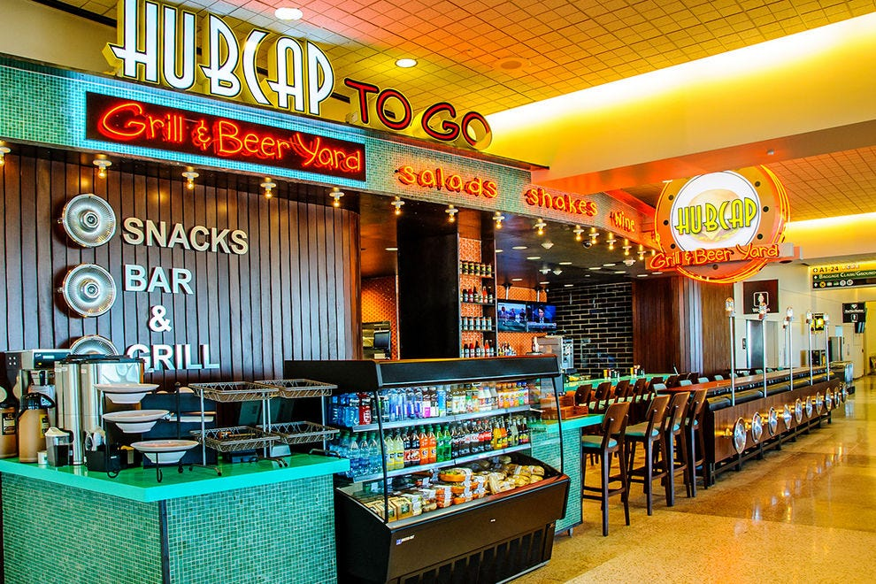 Best Airport Local / Regional Dining Winners: 2018 10Best ...