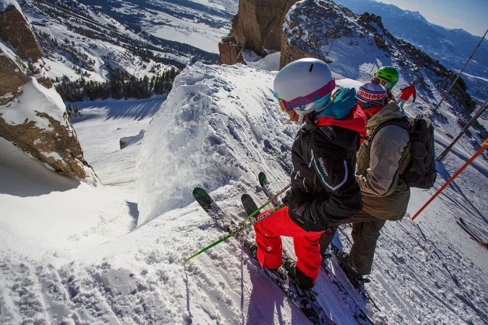 Jackson Hole Mountain Resort, Wyoming | Ski | 10Best