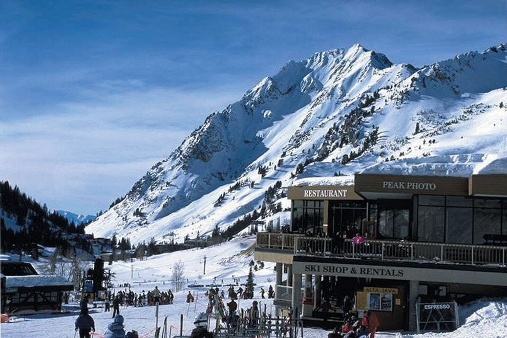 Alta Ski Resort, Utah | Ski | 10Best