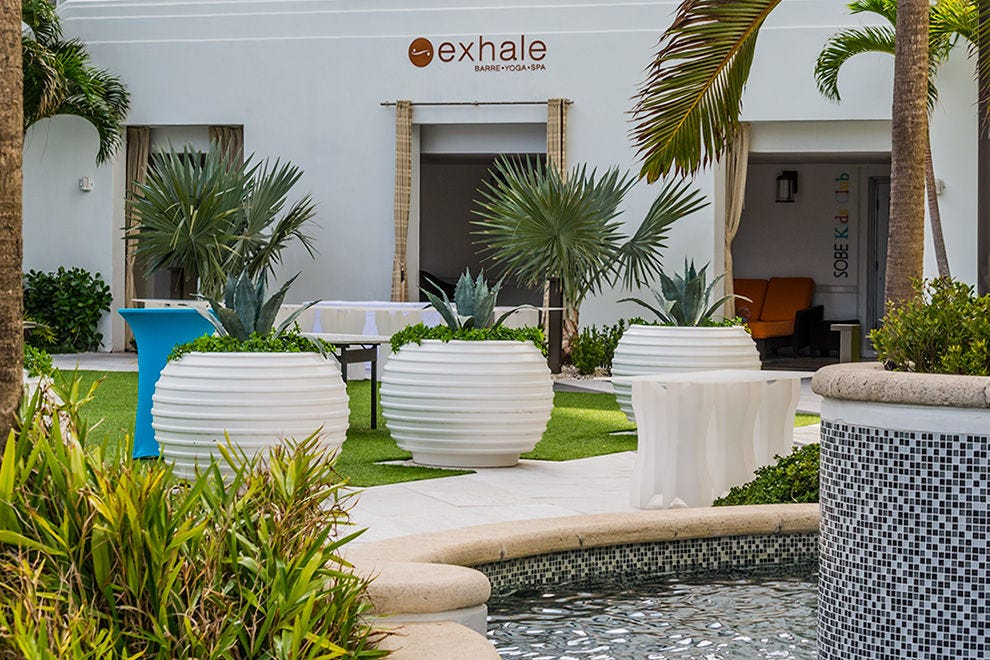 Loews Miami Beach Exhale Spa