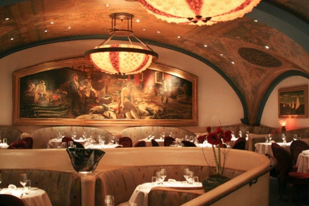 Best Seafood Restaurant In Union Square San Francisco