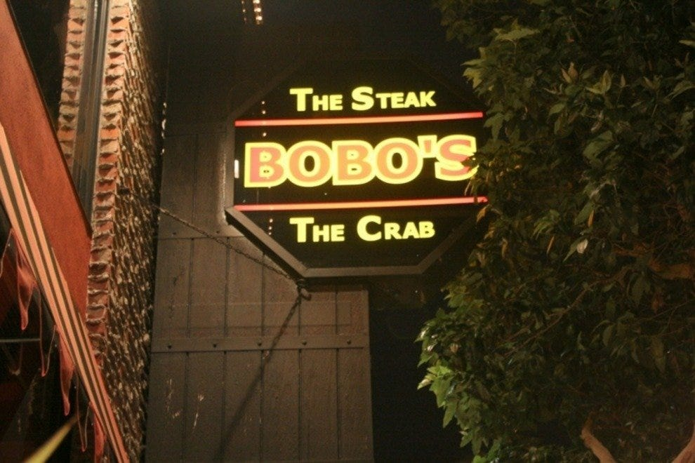 Boboquivari's (Bobo's)